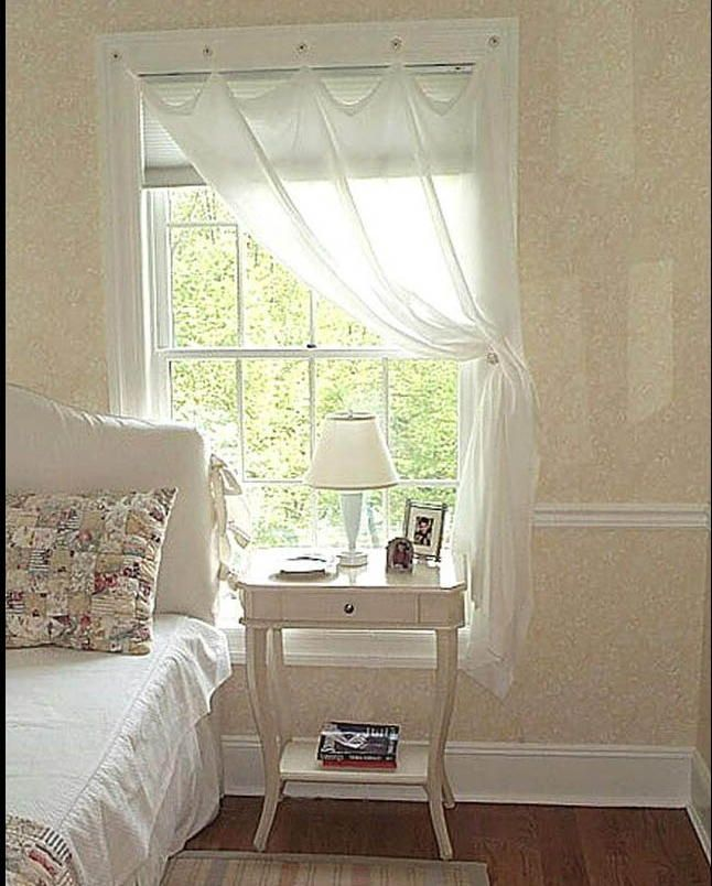 13 best images about Curtain ideas on Pinterest | Window ... on Master Bedroom Curtain Ideas  id=19495