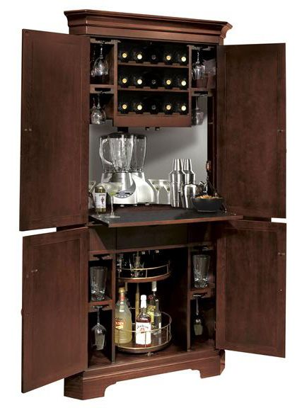Corner Liquor Cabinet Bar WoodWorking Projects Amp Plans