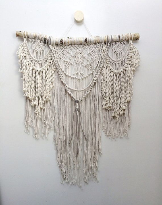 215 best images about macrame wedding on pinterest on macrame wall hanging id=88342