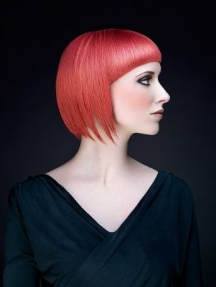 1000 Ideas About Pink Short Hair On Pinterest Hair