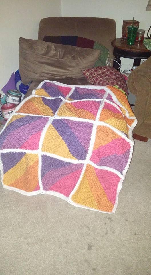 Crochet Caron Cakes Patterns Quilts