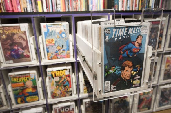 comics storage idea | Personal Library | Pinterest ...