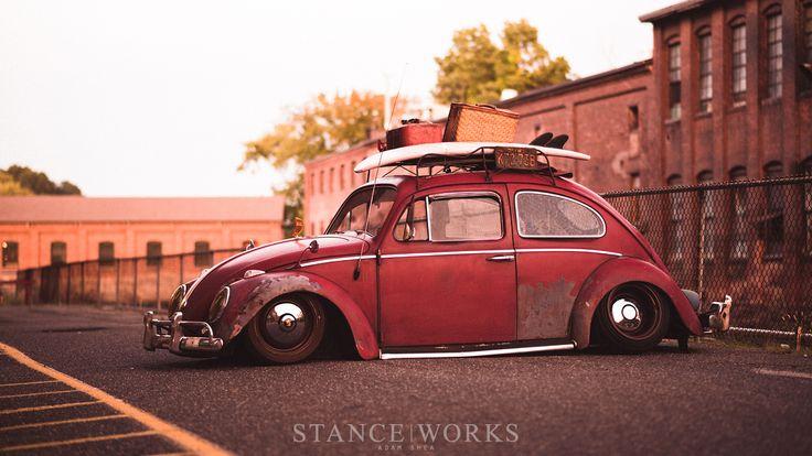 Beetle Stance Roof Rack Volkswagen Pinterest