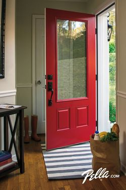 12 Best Images About Welcoming Red Doors On Pinterest