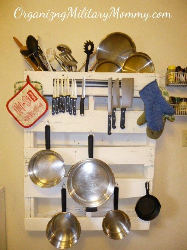 17 best images about smart storage for small kitchens on pinterest storage ideas spice racks on kitchen organization diy id=64846