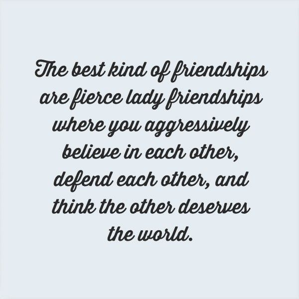 Frienship Quote  (author unknown)  via The Lettered Cottage