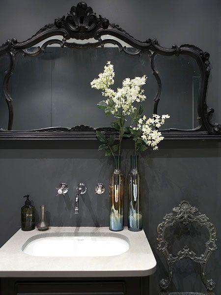 25 Best Ideas About Ornate Mirror On Pinterest Floor