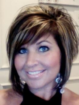 1000 Ideas About Short Highlighted Hairstyles On