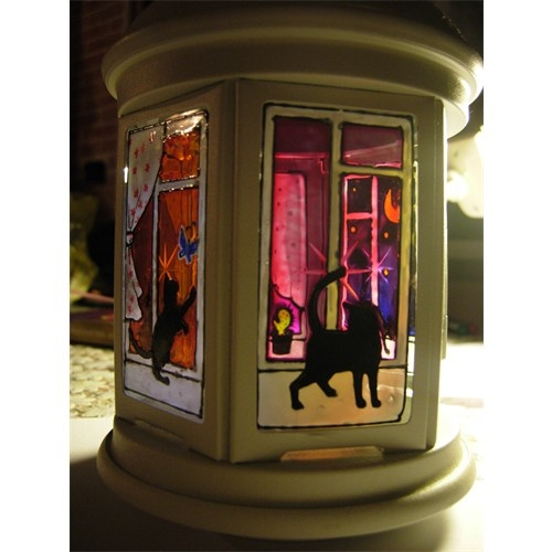 17 Best Images About Ikea Rotera Lantern On Pinterest