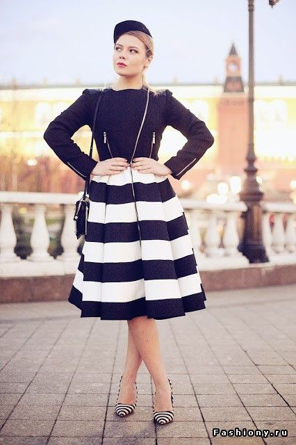 1000+ images about Ladylike Dressing on Pinterest | Full ...