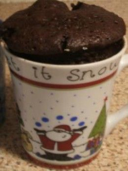 Chocolate Cake in a Cup | Top 4 Easy Paleo Dessert Recipes