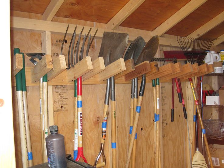 Storage shed organization | Transform garden sheds into storage powerhouses with these makeover …