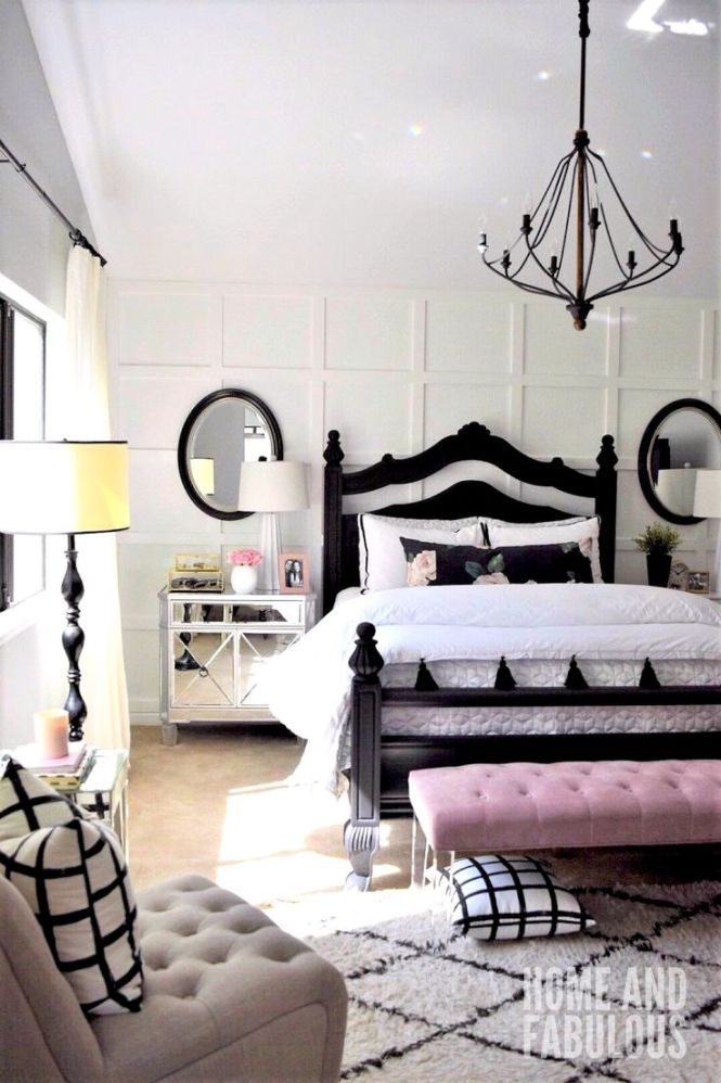 How Two Pillows Inspired A Master Bedroom Refresh