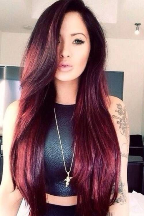 37 Newest Hottest Hair Colour Tips