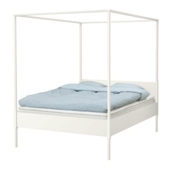 Ikea Canopy Bed Frame WoodWorking Projects Amp Plans