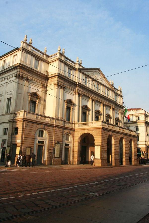 1000+ images about La Scala Opera House Milano on ...