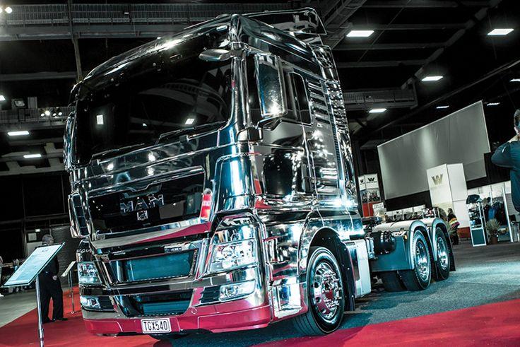 Chrome Trucks Google Search Awesome Trucks N Paint