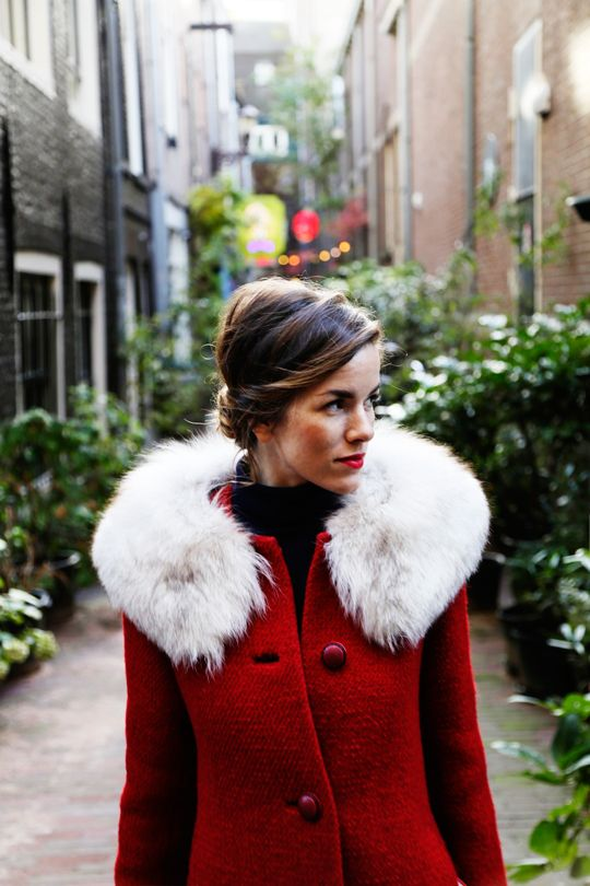 that coat:
