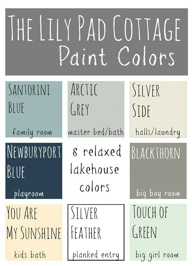 366 best images about color palette ideas on pinterest on interior colors for lake house id=71568