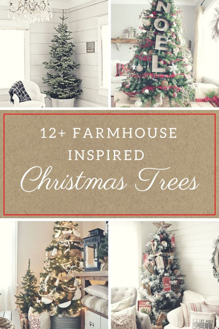 best images about farmhouse christmas on Pinterest Christmas