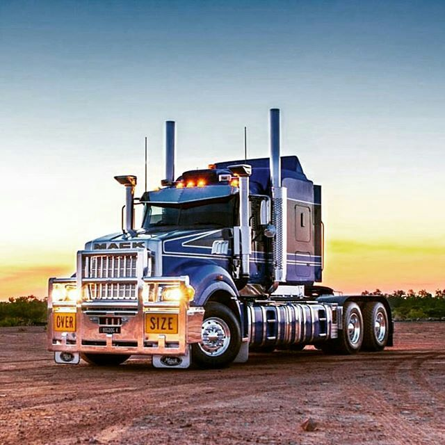 Images About Mack Truck Pictures