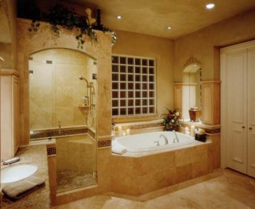 Bath Bathroom Beautiful Design Interior Design Interiors