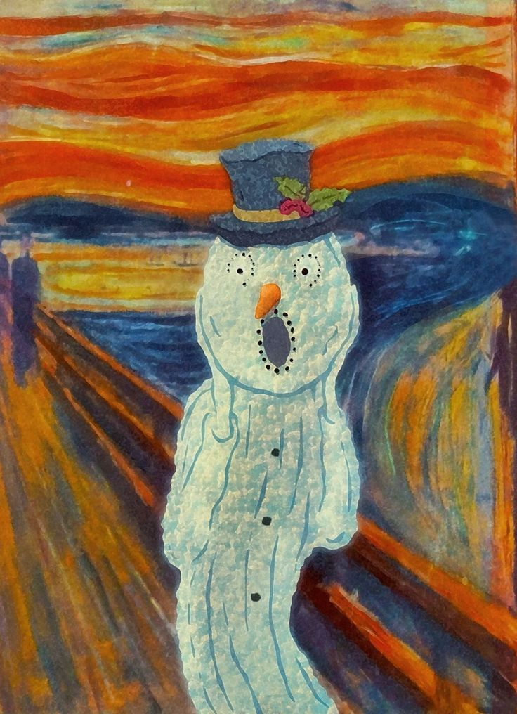 231 Best Images About The Scream On Pinterest Museums
