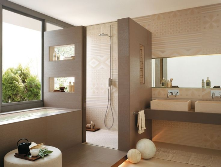 four ideas to turn your bathroom into a spa