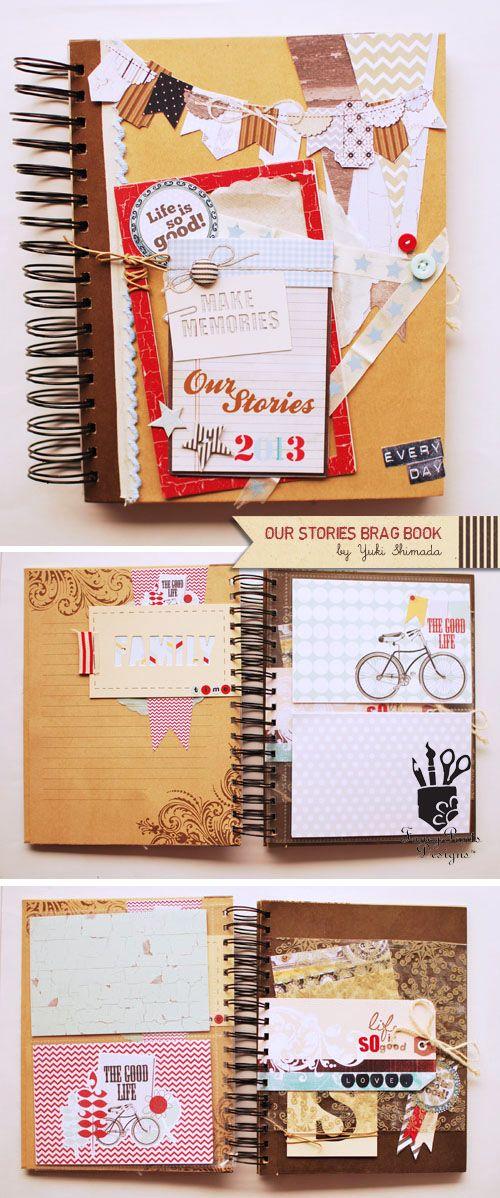 Journaling ideas| Fancy Pants Designs