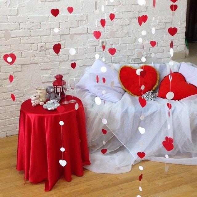 Decorando San Valentin Ideas Para Casa Pinterest