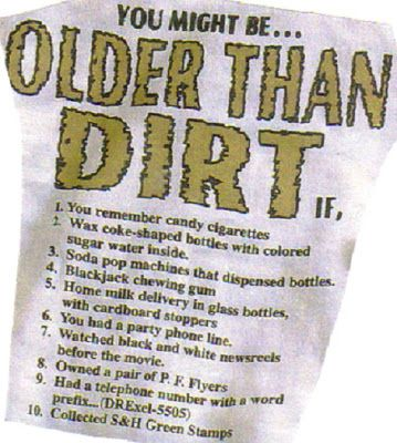 Older Than Dirt Clip Art Yahoo Image Search Results