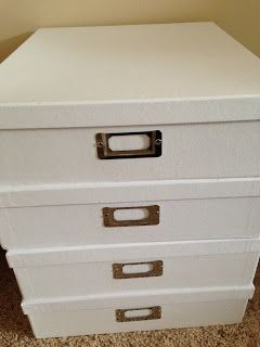 How to store and organize your original photos and all of that memorabilia from your younger days!