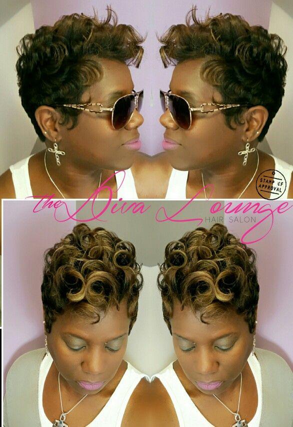 The Diva Lounge Hair Salon Montgomery AL Larnetta