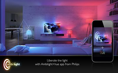 Philips Hue Light Strips Colors Mood All Controlled