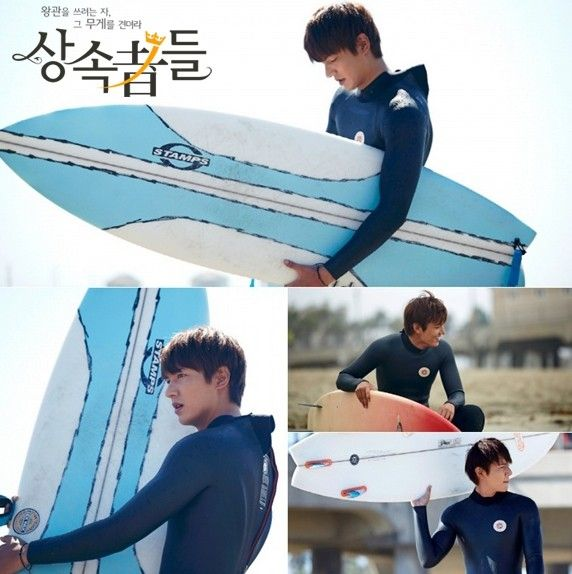 38 best images about The heirs on Pinterest   Kim woo bin ...