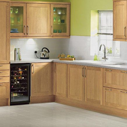 Homebase kitchen cabinet doors for Home base kitchen units