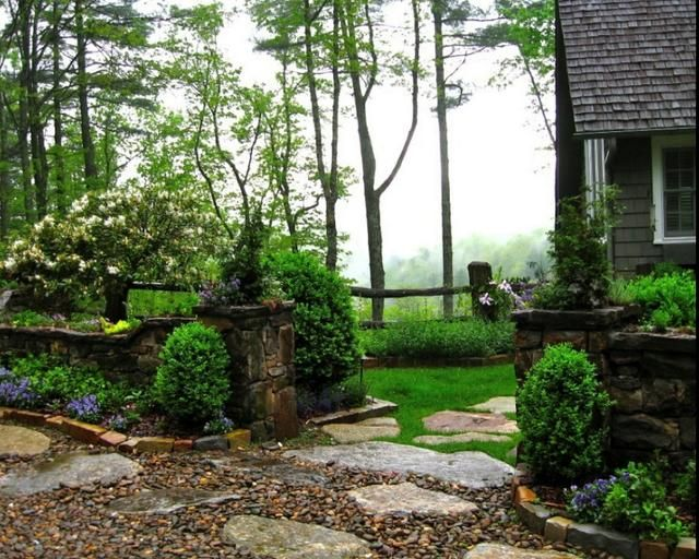 138 best images about Mountain Home & Landscaping on ... on Mountain Backyard Ideas  id=12708