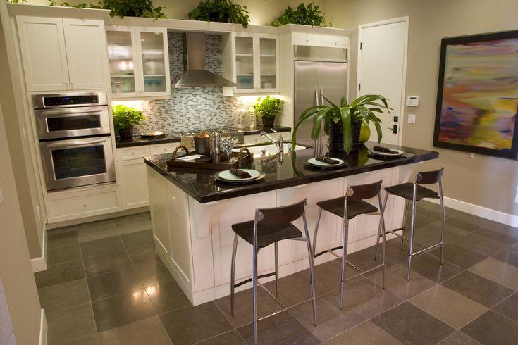 39 fabulous eat in custom kitchen designs islands small kitchen islands and kitchens with islands on kitchen island ideas eat in id=16093