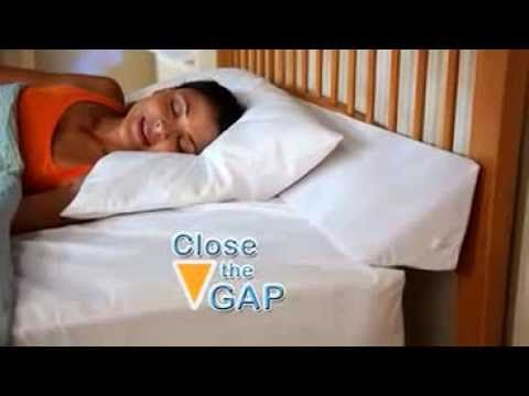 Mattress Wedge Tv Commercial Foam Pillow Wedgeget A Better Nights Sleep With The