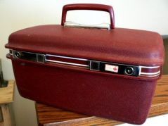 Image result for 70s luggage