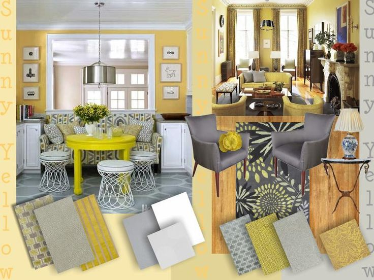 yellow most popular paint color for kitchen yellow on sample color schemes for interiors id=56809