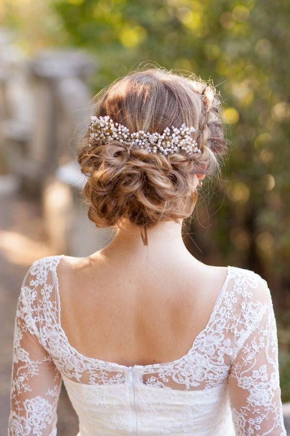 17 Best Ideas About Wedding Hair Accessories On Pinterest