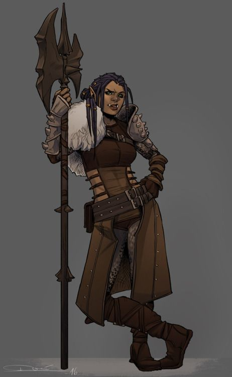 Female Orc Names - BetaCode