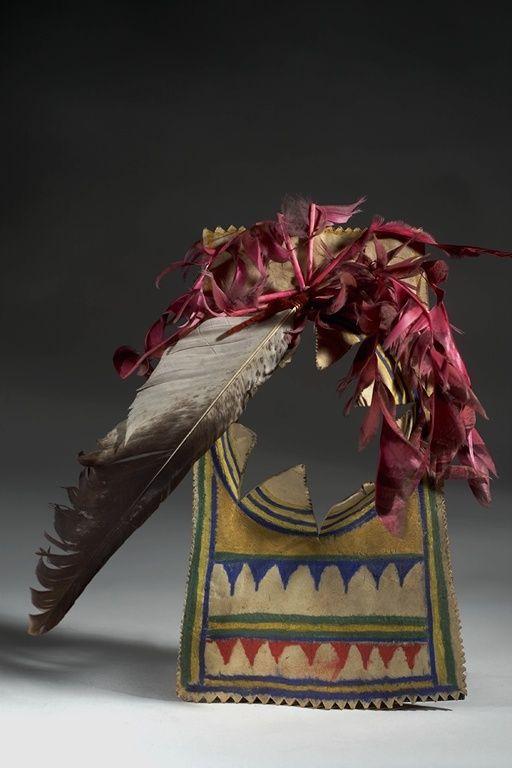 American Medicine Bags Native History
