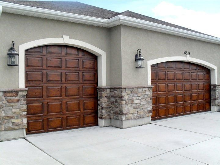 1000+ images about Faux painted garage doors on Pinterest ... on Garage Door Paint Ideas  id=83864