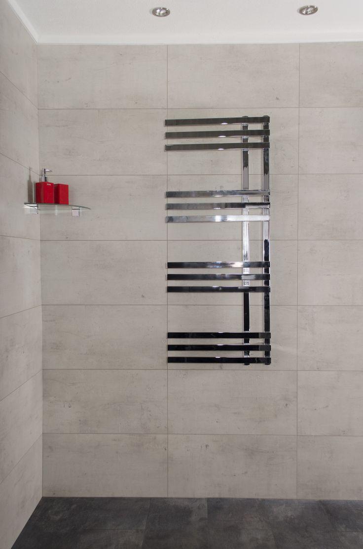 Zwarte Design Radiator101804 Gt Ontwerp