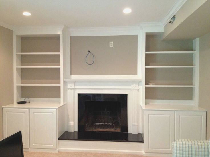 15 Must-see Fireplace Built Ins Pins
