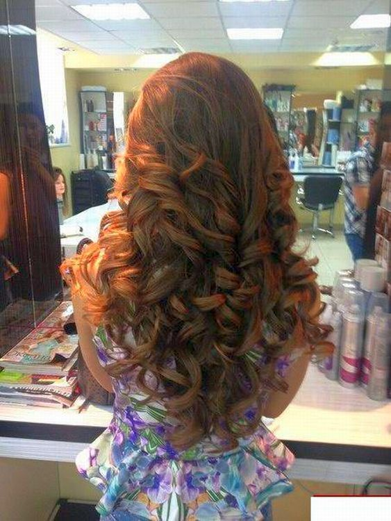 1000 Ideas About Barrel Curls On Pinterest Rope Braid