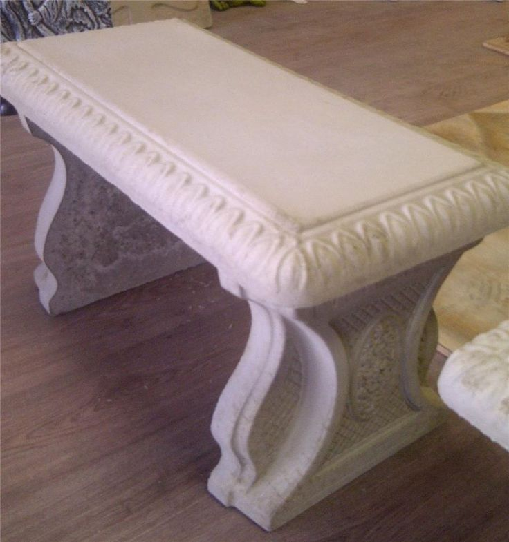 17 Best Images About Molds On Pinterest Bench With Back