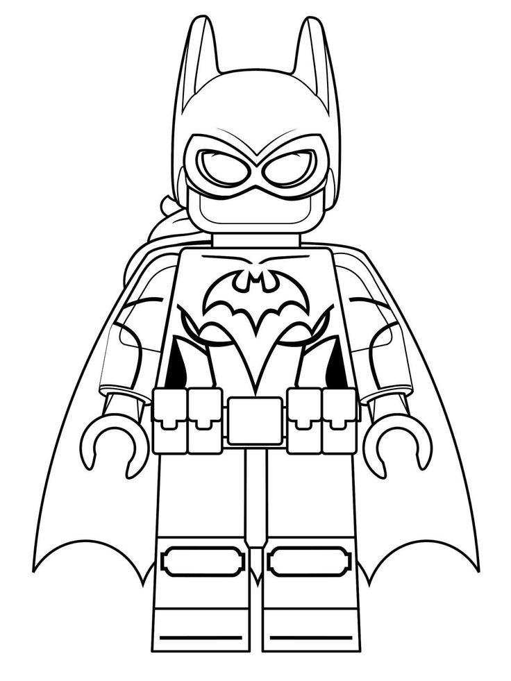 de  bedste idéer til lego coloring pages på pinterest